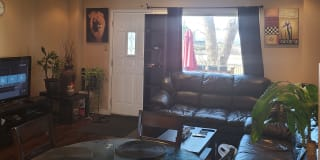 Photo of Anthony's room