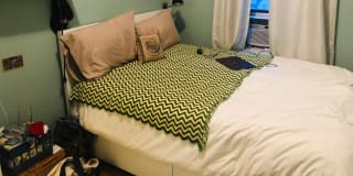 Photo of Katherine's room