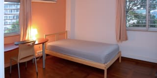 Photo of Thai's room