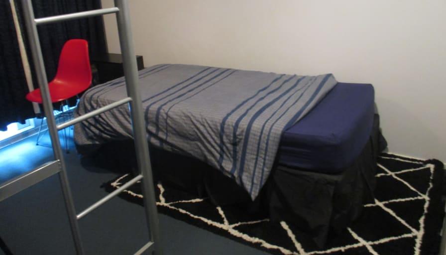 Photo of Heidi's room