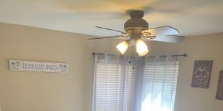 Photo of Hailey's room