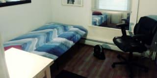 Photo of Marshall's room