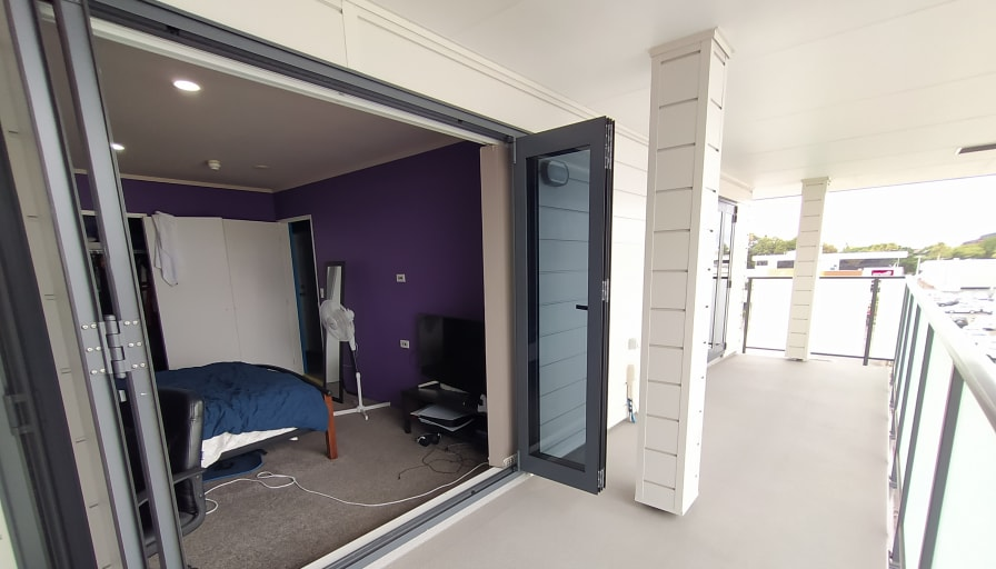 Photo of Bartek's room