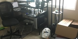 Photo of Len's room