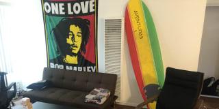 Photo of Ndene's room