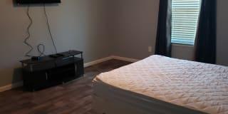 Photo of Terrance's room