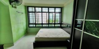 Photo of Jeyachandran's room
