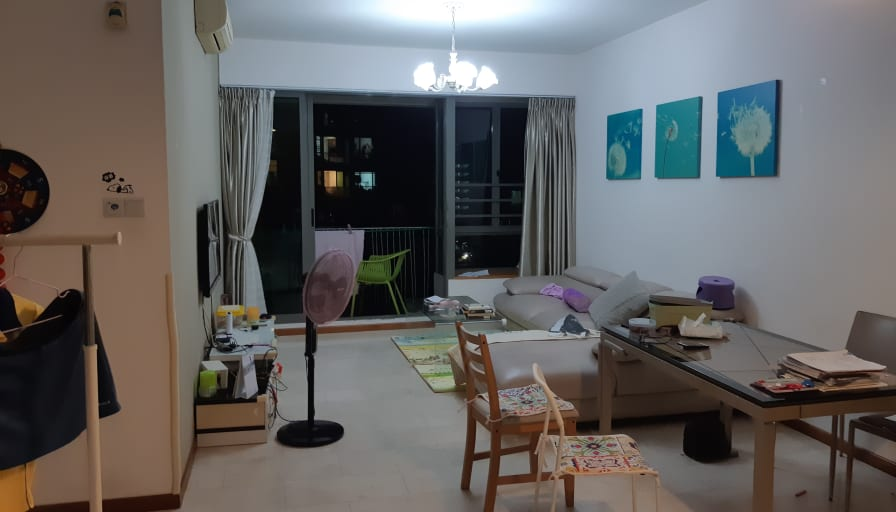 Photo of Yan's room