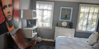 Photo of Bill's room