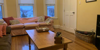 Photo of Margaret's room