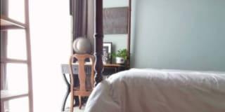 Photo of Alan Pek's room