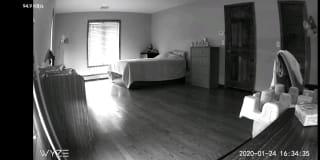Photo of Honeypreet's room