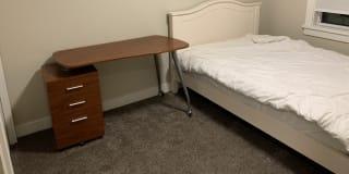 Photo of Francesca's room