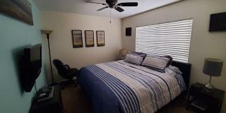 Photo of Aben's room