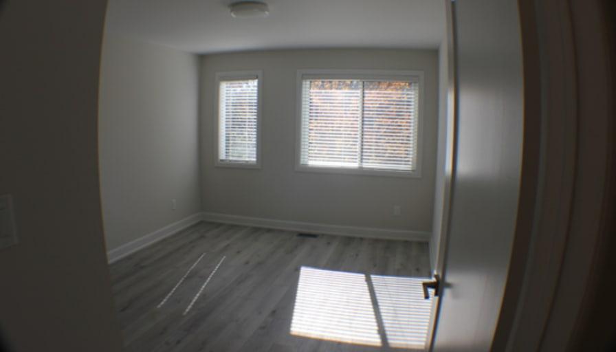 Photo of Geogre's room
