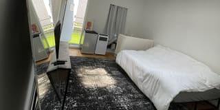 Photo of M.'s room