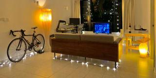 Photo of Zee's room