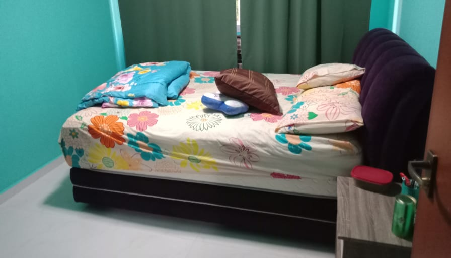 Photo of Kishor's room