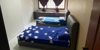 Photo of Deshalini's room