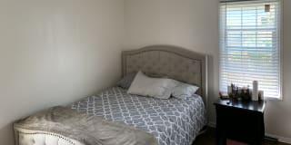 Photo of Elizabeth's room