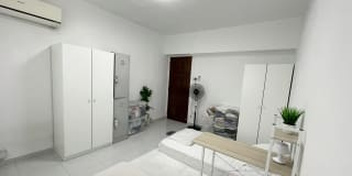 Photo of Kenneth's room