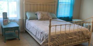 Photo of Heather McClure's room