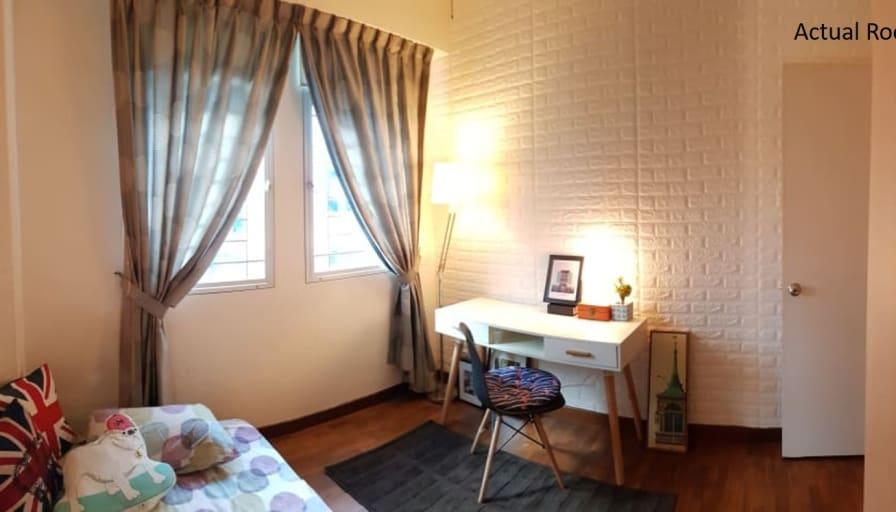 Photo of Jeff Khoo's room