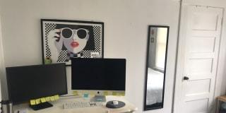 Photo of Farah's room