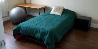Photo of Patricia's room