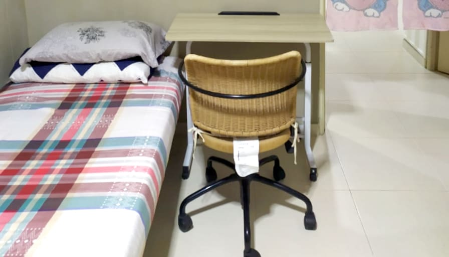 Photo of Arvind's room