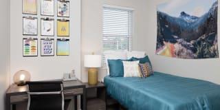 Photo of Amari's room