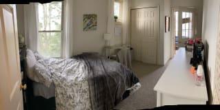 Photo of Katelyn's room