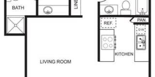 Photo of Raisa's room