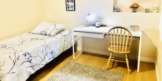 Photo of Marja Koivumaki's room