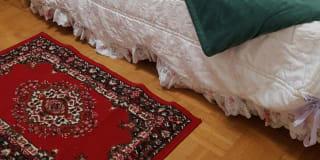 Photo of Josephine's room
