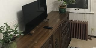 Photo of Berndt's room