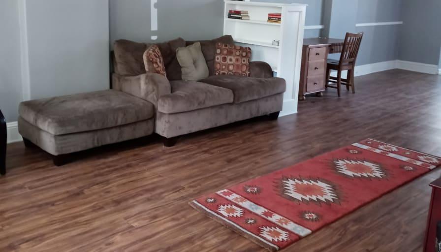 Photo of Carla's room
