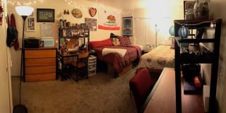 Photo of Jaclyn's room