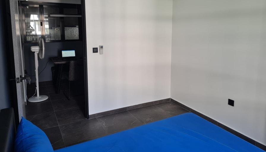 Photo of Winston's room