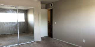 Photo of Austin Aquino-Harrison's room