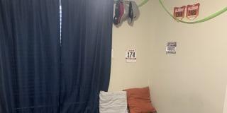 Photo of Kareem's room