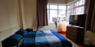Photo of Sid's room