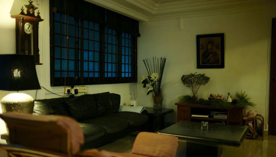 Photo of Rosaline's room