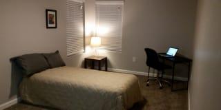 Photo of Dewayne's room