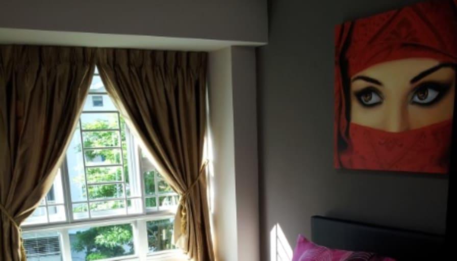 Photo of Suguna's room