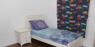 Photo of usman's room