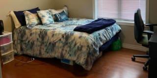 Photo of Sim's room