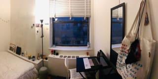 Photo of Konrad's room