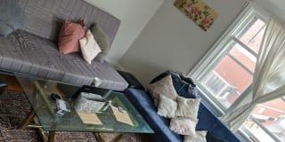 Photo of Holbrooke's room