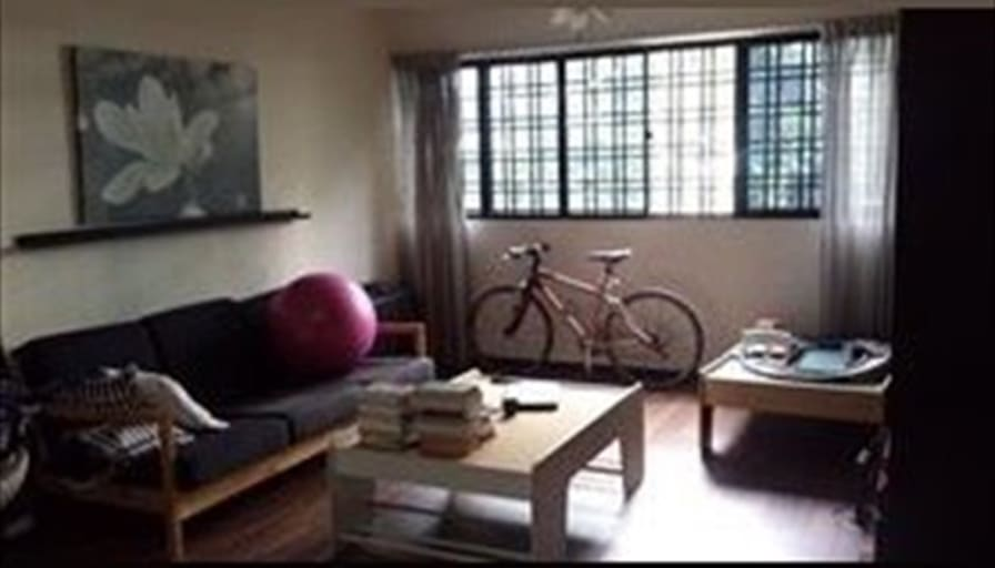 Photo of Gabriel Yeo's room